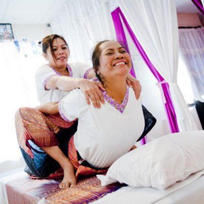 Somboon Hälso Thai Massage