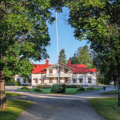 Borrgården